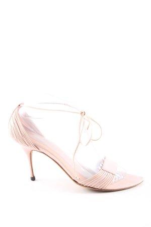 Alexandra Neel High Heel Sandaletten pink Elegant