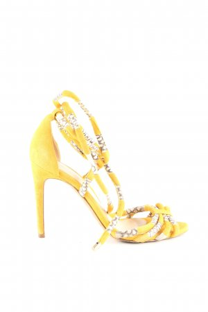 Alexandre Birman Strapped pumps spot pattern elegant