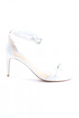 Alexandre Birman Strapped pumps white elegant