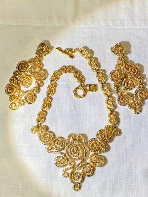 Collier goud