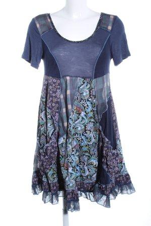 alexo Hippie Dress flower pattern street-fashion look