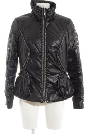 alexo Between-Seasons Jacket black casual look