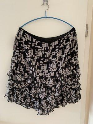 Alfani Mini-jupe noir-blanc