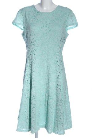 Alfani Robe en dentelle turquoise élégant