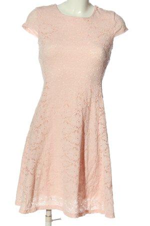 Alfani Kanten jurk roze elegant