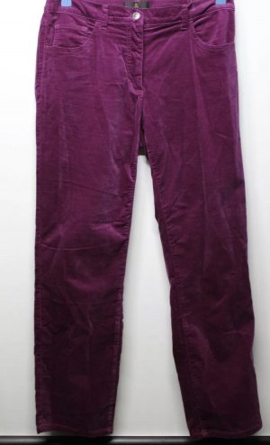 Alfredo Pauly Jersey Pants purple