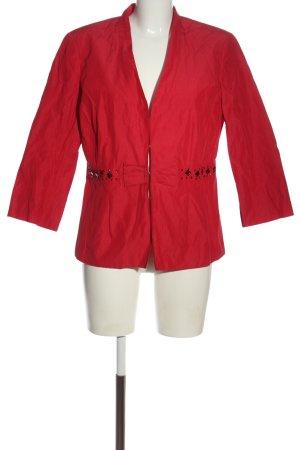 Alfredo Pauly Krótka kurtka czerwony W stylu casual