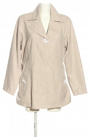 Alfredo Pauly Short Coat cream casual look