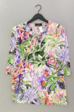 Alfredo Pauly Printshirt Größe 40 mit Blumenmuster 3/4 Ärmel mehrfarbig aus Polyester