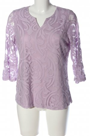 Alfredo Pauly Slip-over Blouse pink business style