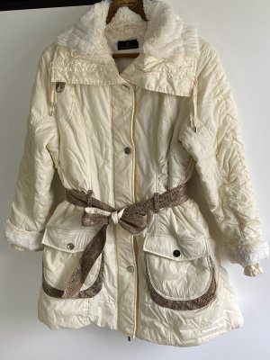 Alfredo Pauly Quilted Jacket pale yellow