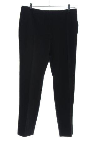Alfredo Pauly Pantalone jersey nero stile professionale
