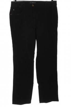 Alfredo Pauly Stretch Jeans black casual look