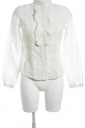 Alice by Temperley Long Sleeve Blouse cream elegant
