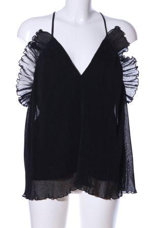 Alice McCall Strappy Top black elegant