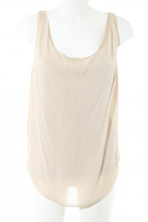 Alice + Olivia Sleeveless Blouse natural white casual look