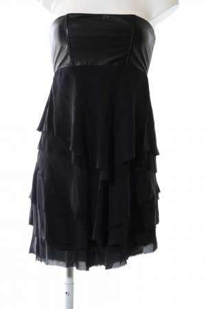 Alice + Olivia Bandeau Dress black elegant