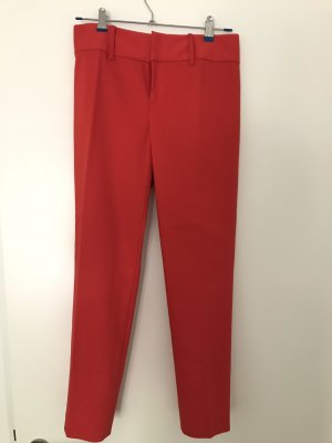 Alice + Olivia Pantalon 7/8 rouge