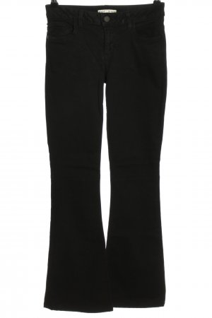 Alice + Olivia Denim Flares black casual look