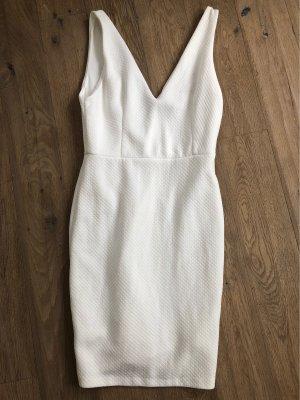 Alice + Olivia Mini vestido blanco