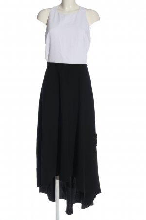 Alice + Olivia Maxi Dress white-black casual look