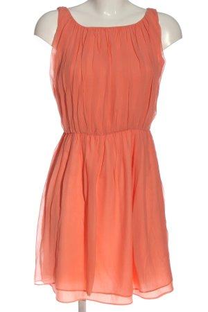 Alice + Olivia Sukienka mini jasny pomarańczowy W stylu casual