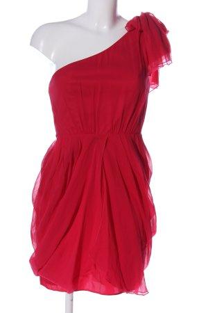 Alice + Olivia Mini vestido rojo elegante