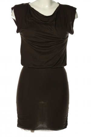 Alice + Olivia Mini Dress brown casual look