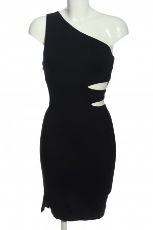Alice + Olivia One Shoulder Dress black casual look