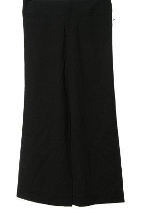 Alice + Olivia Pantalone jersey nero stile professionale