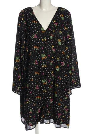 Alice & You Mini-jurk volledige print casual uitstraling