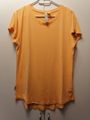 Alife & Kickin T-shirt giallo-oro