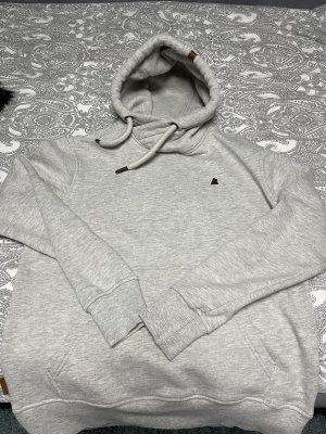 Alife & Kickin Hooded Sweater light grey