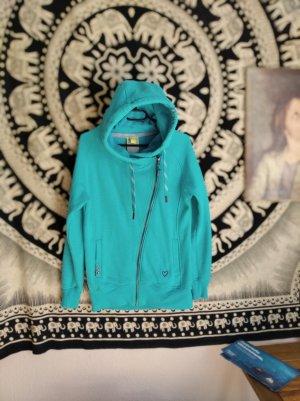 Alife & Kickin Sweat Jacket light blue