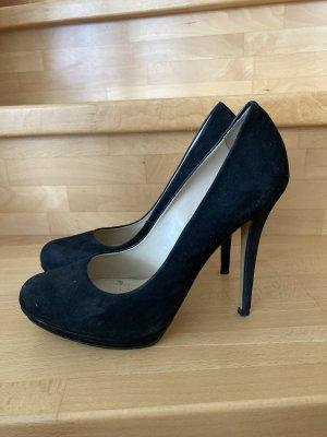 Alisha High Heels black leather