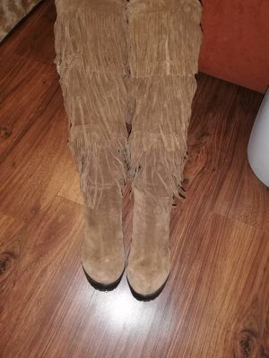 Alisha High Heel Boots brown