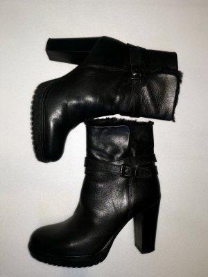Alisha Winter Booties black