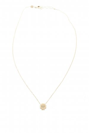 Alisia Collier Necklace gold-colored casual look