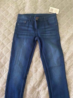 Alive Jeans slim fit blu scuro