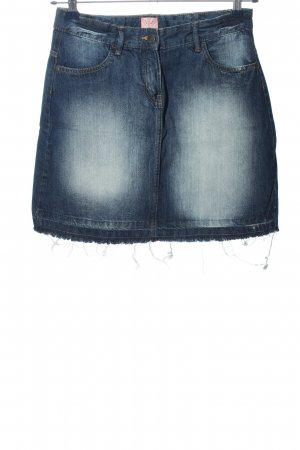 Alive Denim Skirt blue casual look