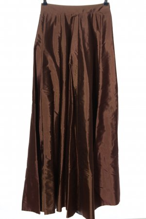 All about Eve Maxi Skirt brown casual look
