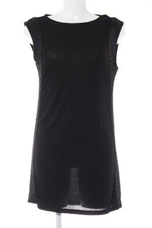 All Saints Abendkleid schwarz Elegant