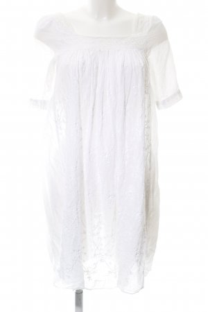 All Saints Babydoll Dress white elegant