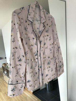 All Saints Zijden blouse veelkleurig