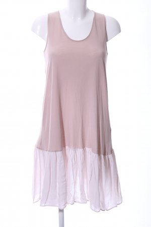 All Saints Blouse Dress dusky pink-pink casual look