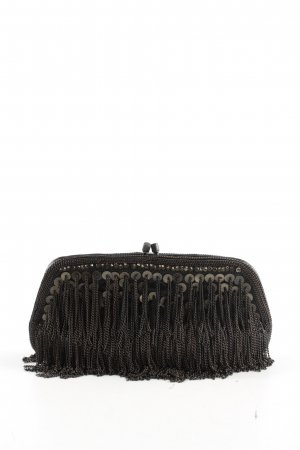All Saints Clutch schwarz Elegant