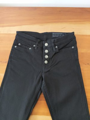 All Saints Vaquero skinny negro