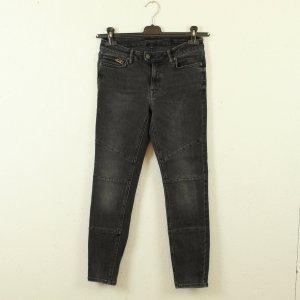 ALL SAINTS Jeans Gr. 28 Mod. Biker cropped (21/07/213)