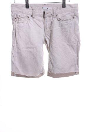 All Saints Jeansowe szorty jasnobeżowy-jasnobrązowy W stylu casual
