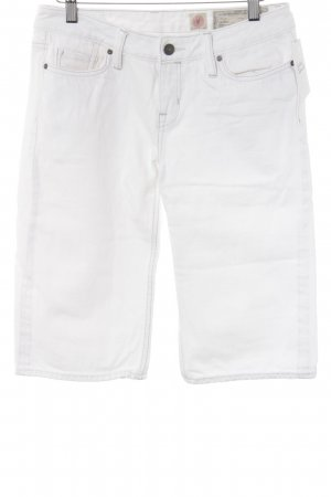 All Saints Jeansshorts wollweiß Casual-Look